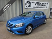 USED 2014 63 MERCEDES-BENZ A CLASS 1.5 A180 CDI BLUEEFFICIENCY SE 5d 109 BHP