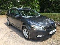 2011 KIA CEED 1.6 CRDI 2 SW 5d 114 BHP £4475.00