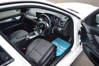 USED 2014 MERCEDES-BENZ C CLASS 2.1 C220 CDI BLUEEFFICIENCY AMG SPORT 5d AUTO 168 BHP