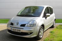USED 2010 10 RENAULT GRAND MODUS 1.1 DYNAMIQUE TCE 5d 100 BHP VERY LOW MILEAGE FINANCE ME TODAY-UK DELIVERY POSSIBLE
