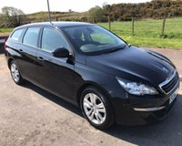 USED 2014 64 PEUGEOT 308 1.6 HDI SW ACTIVE 5d 115 BHP 6 MONTHS PARTS+ LABOUR WARRANTY+AA COVER