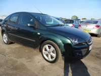 2005 FORD FOCUS 1.6 ZETEC CLIMATE AUTOMATIC PX TO CLEAR £995.00