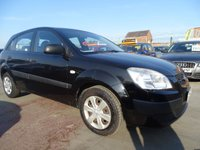 2006 KIA RIO 1.5 GS CRDI GOOD SERVICE DRIVES WELL £995.00