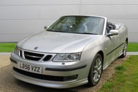 USED 2006 56 SAAB 9-3 2.0 AERO T 2d AUTO 210 BHP AUTOMATIC LOW MILEAGE, MANY EXTRAS.FINANCE ME TODAY-UK DELIVERY POSSIBLE