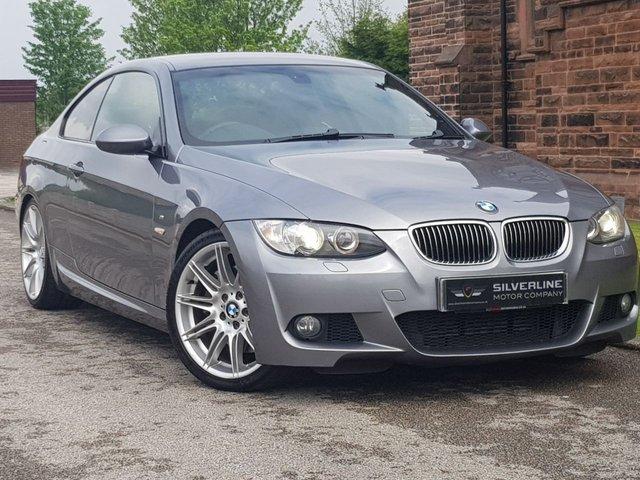 2009 J BMW 3 SERIES 3.0 335D M SPORT HIGHLINE 2d 282 BHP