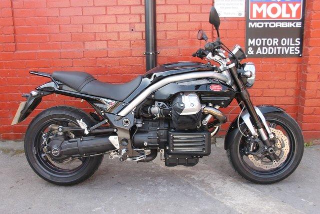 2011 61 MOTO GUZZI GRISO 8V