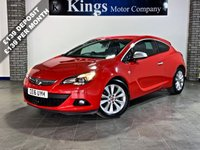 "USED 2016 16 VAUXHALL ASTRA 1.4 GTC SRI S/S 3dr 1 Owner, Leather, Drive away Today, SAVE £££££""S ON New Price !!!"