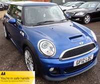 2012 MINI HATCH COOPER 2.0 COOPER SD 3d 141 BHP £7890.00