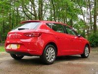 USED 2015 15 SEAT LEON 1.2 TSI SE DSG 5d AUTO 110 BHP