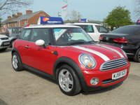 USED 2008 58 MINI HATCH COOPER 1.6 COOPER 3d 118 BHP *STUNNING THROUGHOUT*