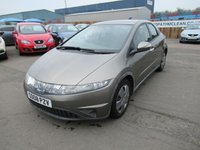 USED 2008 08 HONDA CIVIC 1.3 SE I-DSI 5d 82 BHP