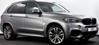 USED 2014 14 BMW X5 3.0 30d M Sport xDrive (s/s) 5dr Adaptive LEDs, Cold Weather Pk
