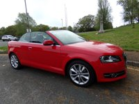 USED 2013 13 AUDI A3 1.6 TDI SPORT FINAL EDITION 2d 105 BHP FULL LEATHER SEATS SERVICE HISTORY MOT 01.04.2020 TWO KEYS LAST OWNER SINCE 2016 HEATED LEATHER SEATS