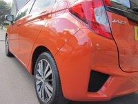 USED 2016 66 HONDA JAZZ 1.3 I-VTEC EX 5d AUTO 101 BHP 18000 MILE & FULL H S/HISTORY