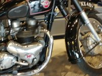 USED 1962 MATCHLESS CLUBMAN 600cc SUPER CLUBMAN TOTALLY ORIGINAL