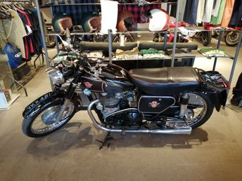 View our MATCHLESS CLUBMAN
