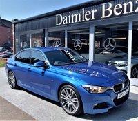 USED 2014 51 BMW 3 SERIES 3.0 330D M SPORT 4d AUTO 255 BHP