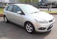 USED 2008 08 FORD FOCUS 1.8 ZETEC TDCI 5d 115 BHP 3 Months National Warranty - MOT April 2020