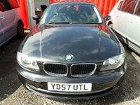 USED 2007 57 BMW 1 SERIES 2.0 118I SE 5d 141 BHP