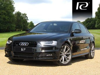2015 AUDI A4 2.0 TDI QUATTRO BLACK EDITION PLUS 4d 174 BHP £17990.00