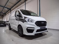 USED 2019 19 FORD TRANSIT CUSTOM LIMITED 280 L1 130 MOTION R STAGE 3 PANEL VAN - BRAND NEW FULL SPEC  MOTION R - FROZEN WHITE - PART EXCHANGE FINANCE AND WARRANTY - DELIVERY MILES
