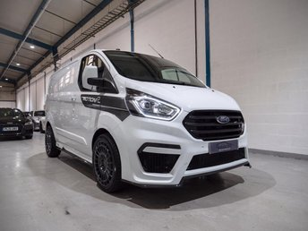 2019 FORD TRANSIT CUSTOM