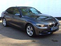 2014 BMW 3 SERIES 2.0 320D SPORT 4d AUTO 184 BHP £9995.00