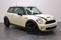 USED 2011 61 MINI HATCH COOPER 1.6 COOPER S 3d 184 BHP 7 MINI SERVICES TO 46k MILES + FULL HEATED LEATHER