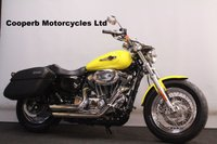 USED 2017 17 HARLEY-DAVIDSON SPORTSTER XL 1200 C CUSTOM ABS