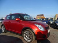 2007 SUZUKI SWIFT 1.3 ATTITUDE LOW MILES LOOKS GREAT £2495.00