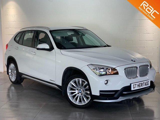 2014 64 BMW X1  XDRIVE 20D XLINE [NAV][TOW BAR]