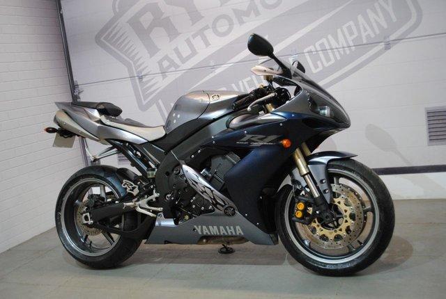 USED 2006 06 YAMAHA YZF R1 998cc