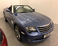 2006 CHRYSLER CROSSFIRE ROADSTER 3.2 V6 AUTOMATIC £4750.00