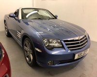 USED 2006 06 CHRYSLER CROSSFIRE ROADSTER 3.2 V6 AUTOMATIC Fabulous Crossfire Auto With Full Service History