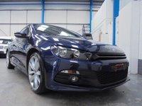 2013 VOLKSWAGEN SCIROCCO 2.0 R LINE TSI DSG 3d AUTO 200 BHP £12995.00