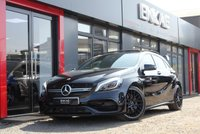 USED 2017 67 MERCEDES-BENZ A CLASS 2.0 AMG A 45 4MATIC PREMIUM 5d AUTO 375 BHP *AREO PACK*PAN ROOF*REV CAM*VIEWING BY APPOINMENT*