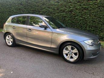 2011 BMW 1 SERIES 2.0 120D SE 5d 175 BHP £4595.00