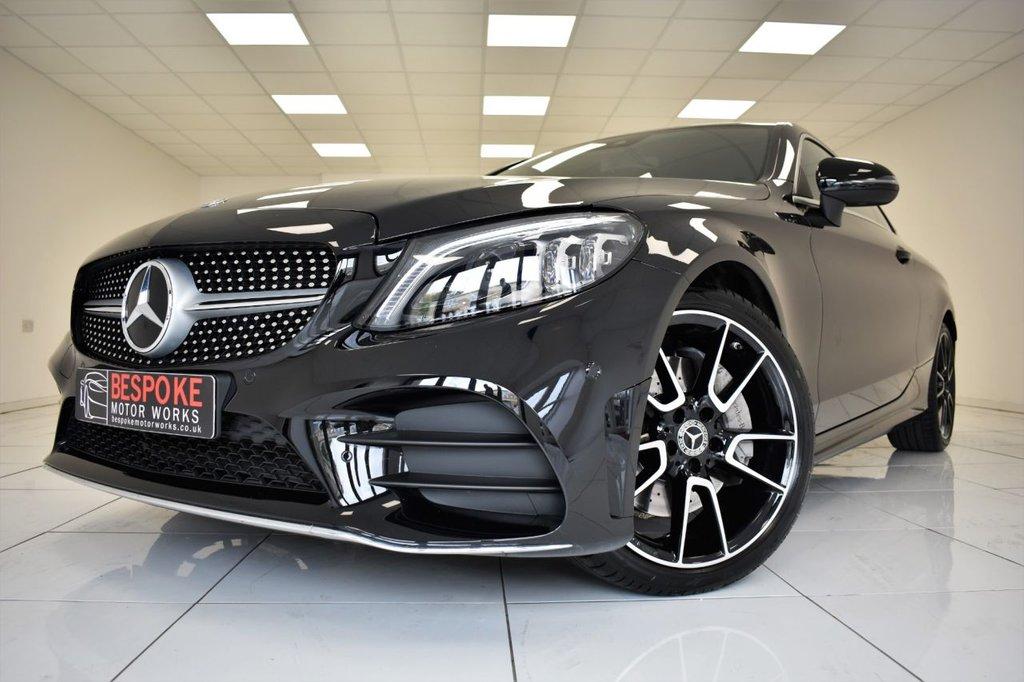 2018 Mercedes-Benz C Class C 300 Amg Line Premium
