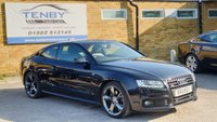 USED 2011 11 AUDI A5 3.0 TDI QUATTRO S LINE SPECIAL EDITION 2d 240 BHP