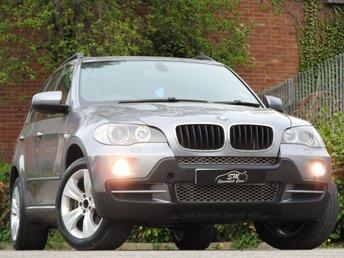 2007 BMW X5 3.0 D SE 5STR 5d AUTO 232 BHP £6990.00