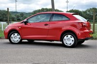 USED 2012 62 SEAT IBIZA 1.2 S SportCoupe 3dr (a/c) SERVICE HISTORY+NEW MOT