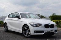 2013 BMW 1 SERIES 1.6 114I SPORT 3d 101 BHP
