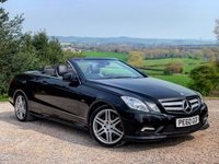 2010 MERCEDES-BENZ E CLASS 1.8 E200 CGI BLUEEFFICIENCY SPORT 2d AUTO 184 BHP £9485.00