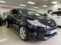 USED 2012 12 FORD FIESTA 1.6 ZETEC S 3d+FULL EXTERIOR BODYKIT ALLOYS AIR CON