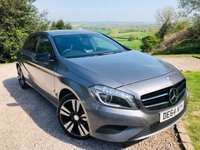 2014 MERCEDES-BENZ A CLASS 1.5 A180 CDI BLUEEFFICIENCY SPORT 5d 109 BHP £10885.00