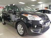 USED 2012 12 CITROEN C3 PICASSO 1.6 PICASSO VTR PLUS HDI 5d+LOW MILES SERVICE HISTORY