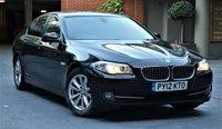 2012 BMW 5 SERIES 2.0 520D SE 4d AUTO 181 BHP £8450.00