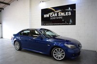 2006 BMW 5 SERIES 3.0 530D M SPORT 4d AUTO 228 BHP £5995.00