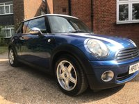 USED 2007 07 MINI HATCH COOPER 1.6 COOPER 3d 118 BHP