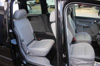 USED 2010 10 VOLKSWAGEN CADDY 1.9 LIFE TDI DSG 5d AUTOMATIC  103 BHP with WAV  WHEELCHAIR ACCESS